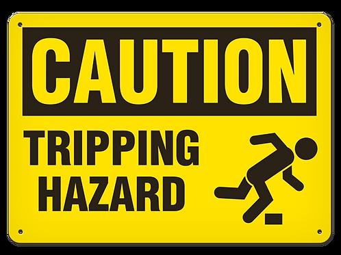 Caution - Tripping Hazard