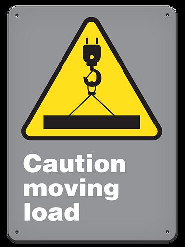 CAUTION - Caution Moving Load
