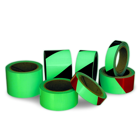 Hazard and Safety Glow Tape