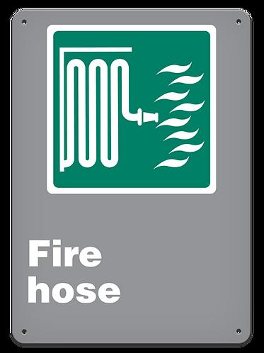 EMERGENCY - Fire Hose