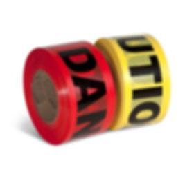 Value Grade Barricade Tape