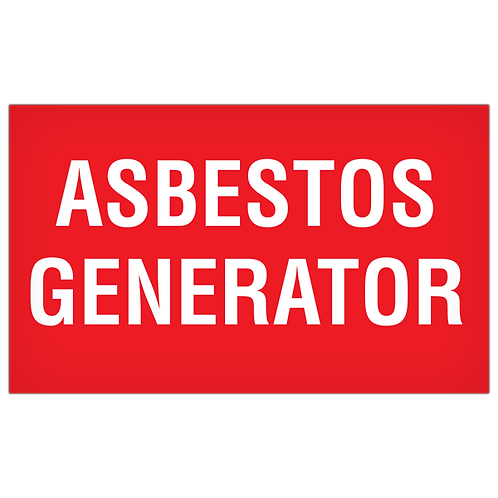 Asbestos Generator