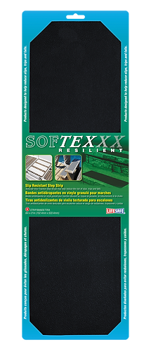 "Softex Textured Anti-Slip Strip 6"" x 21"""