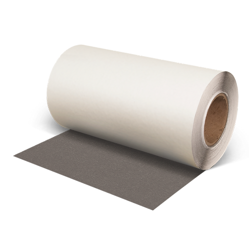 """12"""" x 60"""" Rubberized Resilient Anti-Slip Tape (Gray)"""
