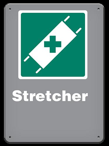 EMERGENCY - Stretcher
