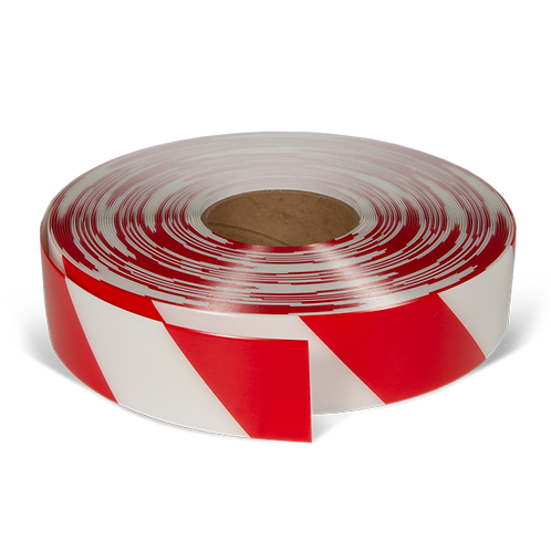Red/White - ArmorStripe® Ultra Durable Floor Tape
