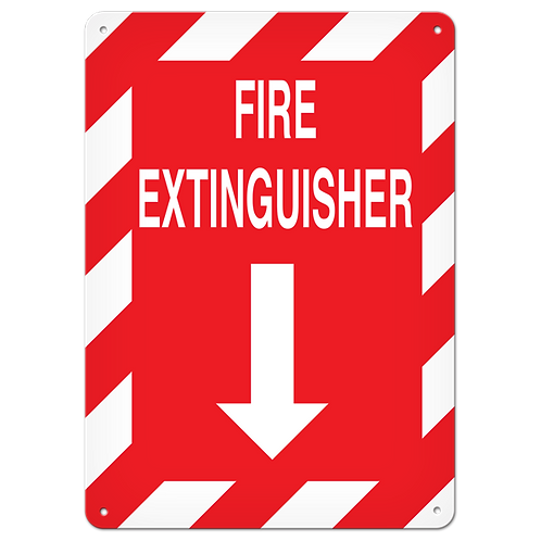FIRE SIGNS - Fire Extinuisher