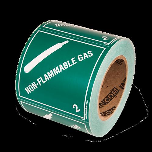 Class 2 - Non-Flammable Gas