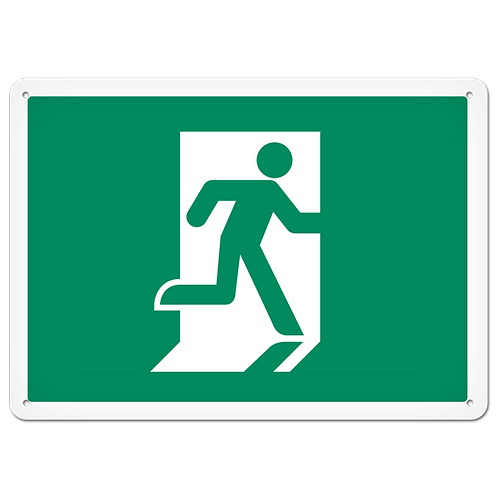 FIRE SIGNS - Exit