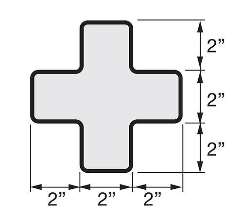 Armor Stripe® 5S Floor Markers (+ Shaped)