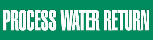 PM1245 - PROCESS WATER RETURN