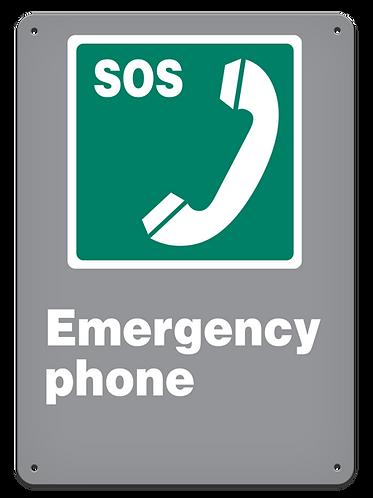 EMERGENCY - Emergency Phone