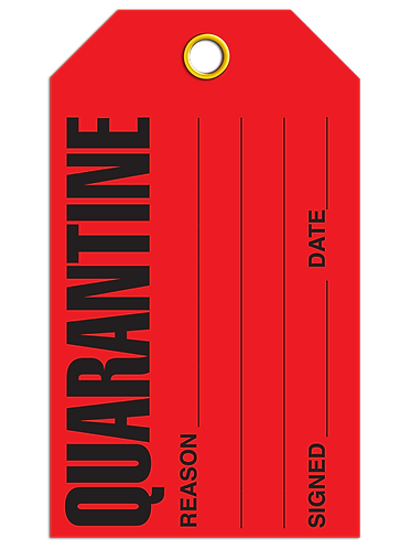 Inspection  -  Quarantine
