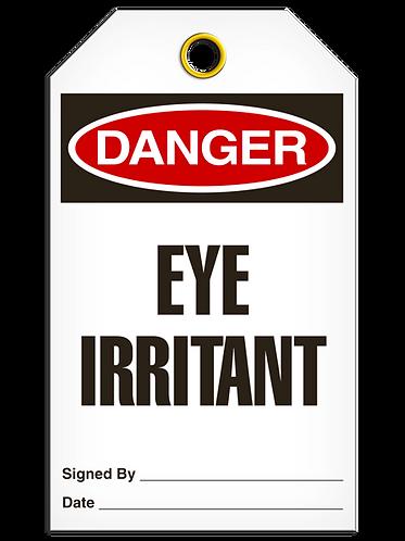 DANGER  -  Eye Irritant