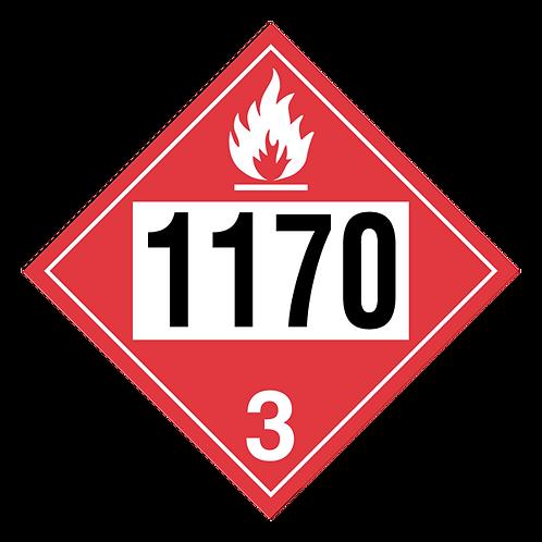 Ethanol Truck Placards