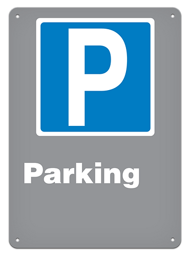 GENERAL - Parking