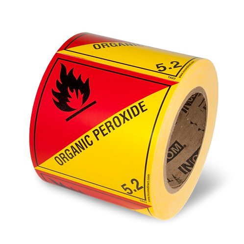 Class 5 - Organic Peroxide