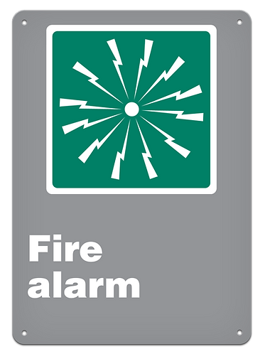 EMERGENCY - Fire Alarm