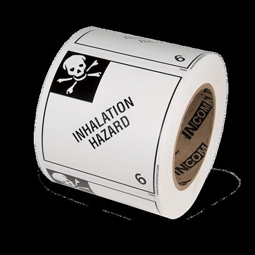 Class 6 - Inhalation Hazard