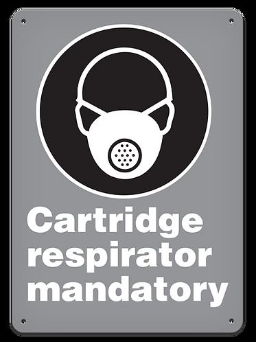 MANDATORY - Cartridge Respirator Mandatory