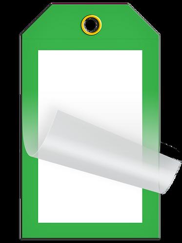 Self Laminating - Green