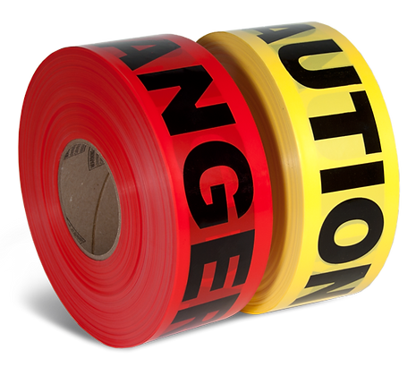 Heavy Duty Grade Barricade Tape