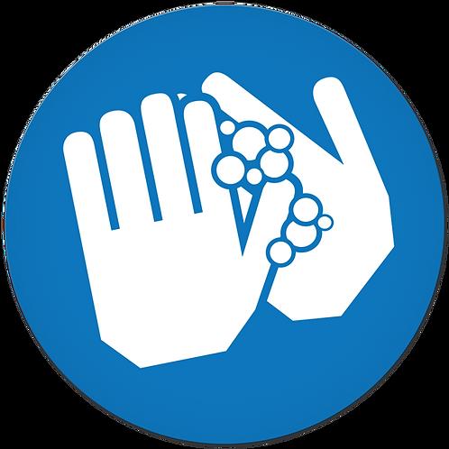 MANDATORY - Wash Hands