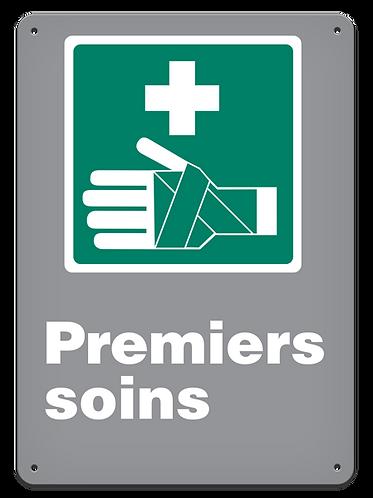 Urgence - Premiers soins