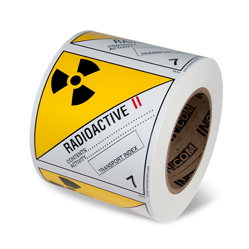 Class 7 - Radioactive Materials II - Yellow