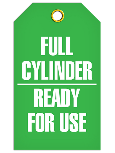 Inspection  -  Full Cylinder