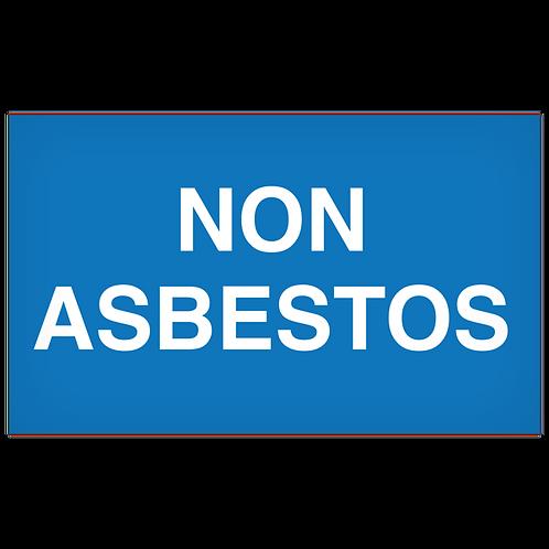 Non Asbestos