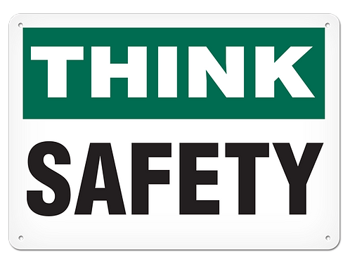 Think - Safety