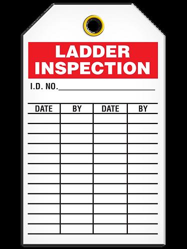 Inspection  -  Ladder