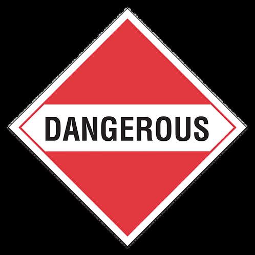 Dangerous  - Danger, Mixed Loads