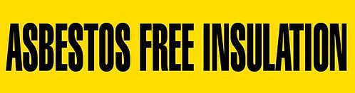 PM1026 - ASBESTOS FREE INSULATION