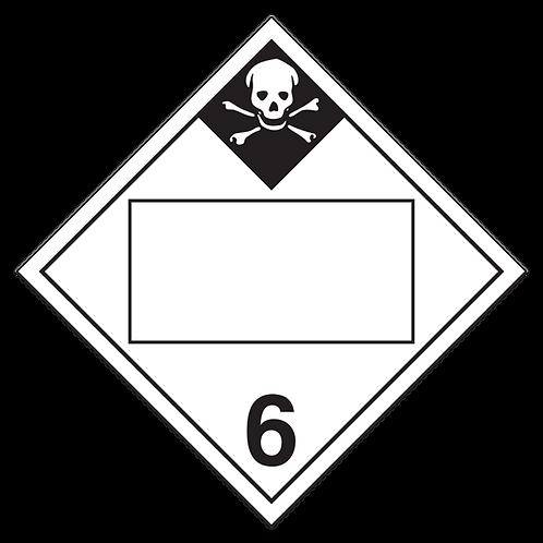 Class 6.1 - Inhalation Hazard