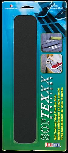 "Softex Textured Anti-Slip Strip 2"" x 12"""