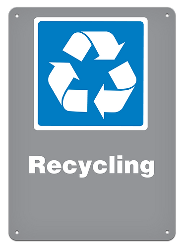 GENERAL - Recycling