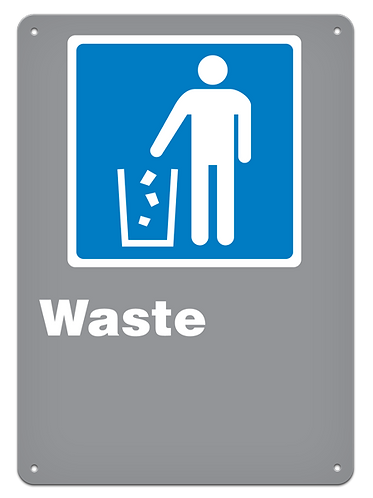 GENERAL - Waste