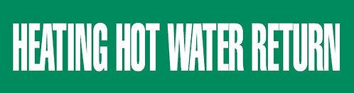 PM1147 - HEATING HOT WATER RETURN