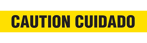 CAUTION / CUIDADO
