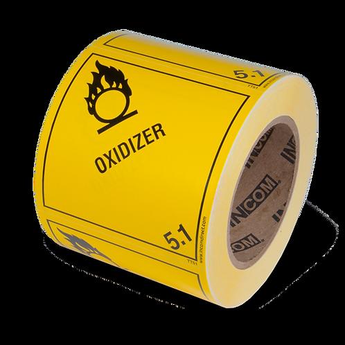 Class 5 - Oxidizer