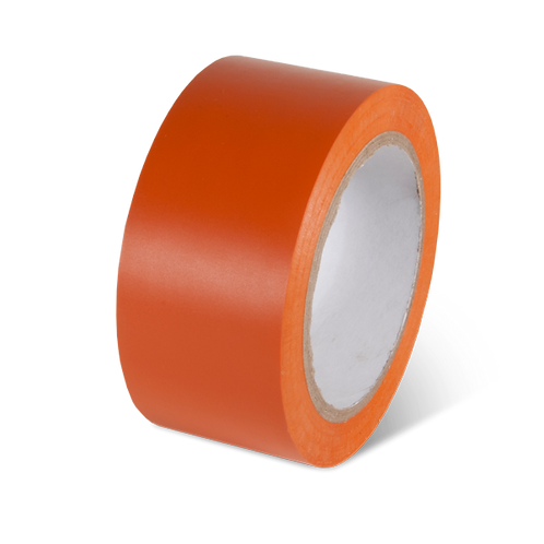 Orange - Aisle Marking Conformable Floor Tape