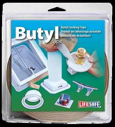 "Butyl Caulking Tape 0.75"" x 20ft"