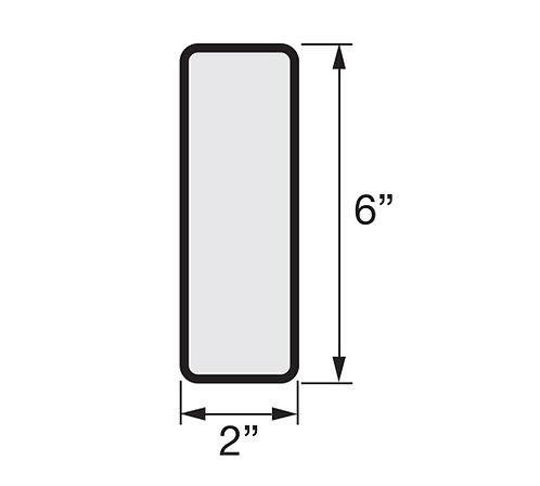 Armor Stripe® 5S Floor Markers (I Shaped)