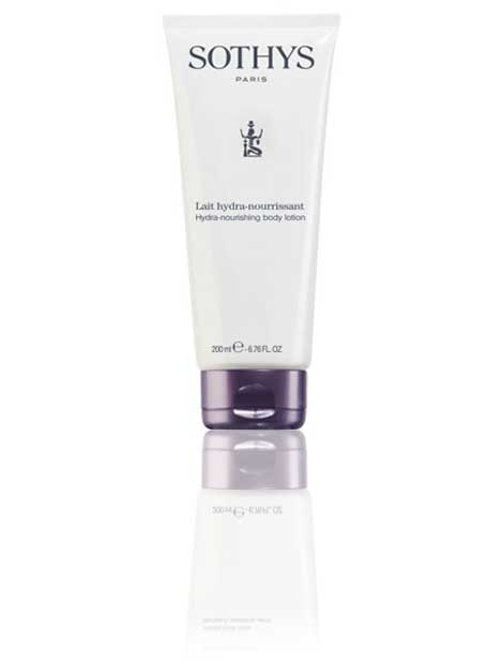 Hydra-nourishing body lotion