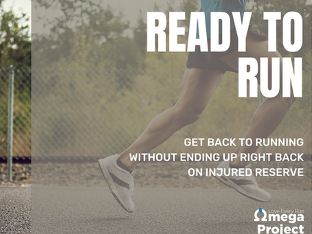 Injury Rehab Progression - Return to Run