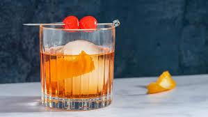 whiskey old fashion