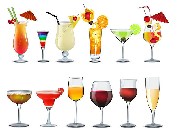a-set-different-bar-glasses-with-wine-an