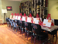 Paint Party and Wine, My Wine Cellar, Ahwatukee, Phoenix and MWC Bistro, Gilbert, AZ.